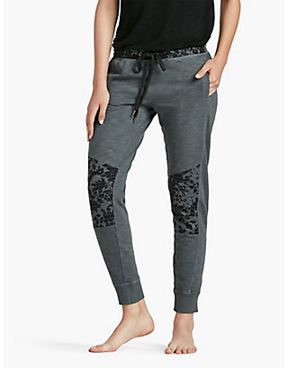 LUCKY LOTUS FLORAL MOTO PANT