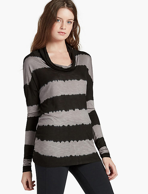 COWLNECK TUNIC,