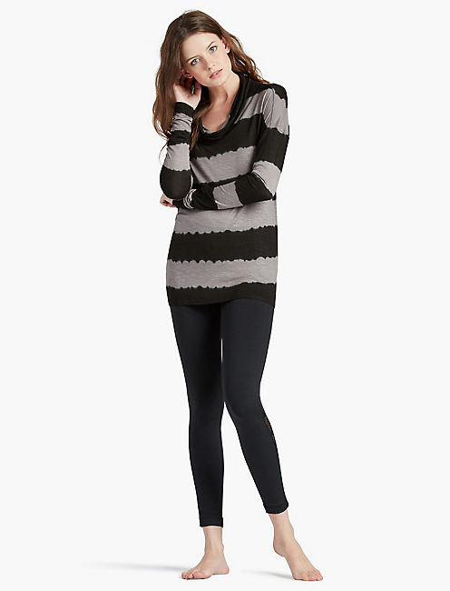 LUCKY COWLNECK TUNIC