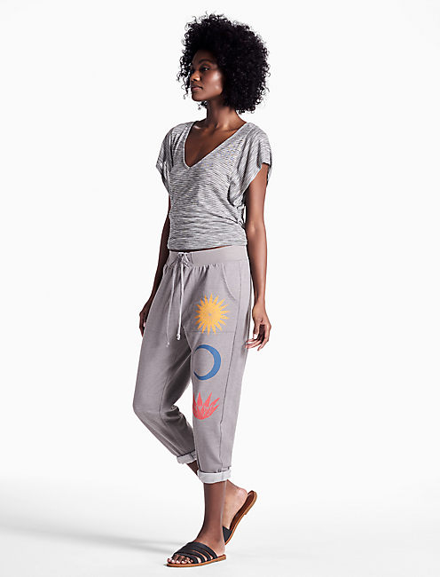 Lucky Lotus Moon Pant