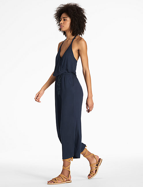 Lucky Wide Leg  Jumpsuit