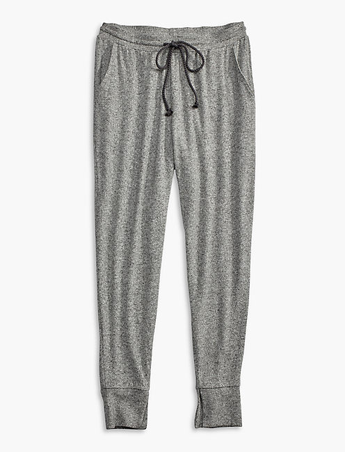 BRUSHED SLIM JOGGER,