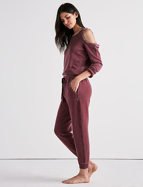 Lucky Grommet Detail Lounge Pant