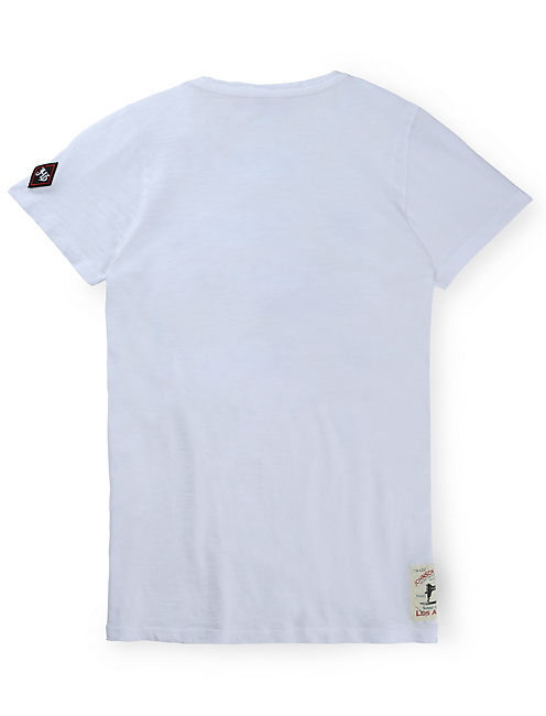 JOMO ENDLESS SUMMER TEE, WHITE