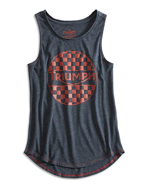 TRIUMPH BADGE TANK, AMERICAN NAVY