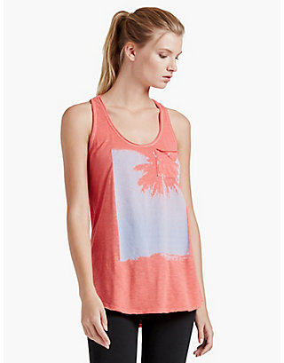 LUCKY PALM TREE TANK