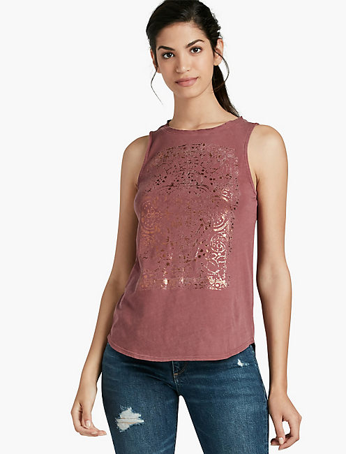 TAPESTRY TANK,