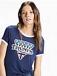 TRIUMPH RINGER TEE,