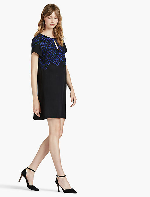 Lucky Maribel Beaded Dress