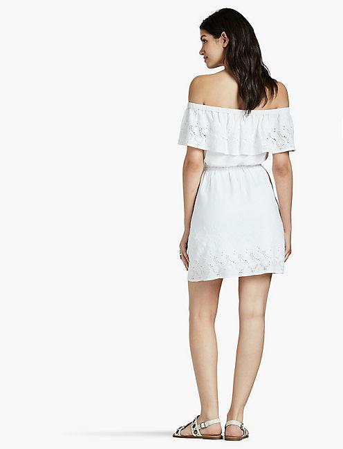 AMANDA SCHIFFLY DRESS,