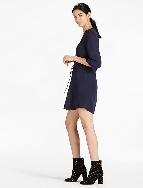 Lucky Shirt Dress