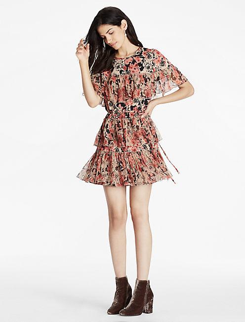 Lucky Rose Dress