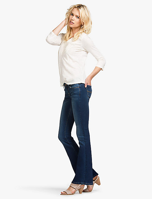 Lucky Lolita Mid Rise Bootcut Jean In Simi Valley