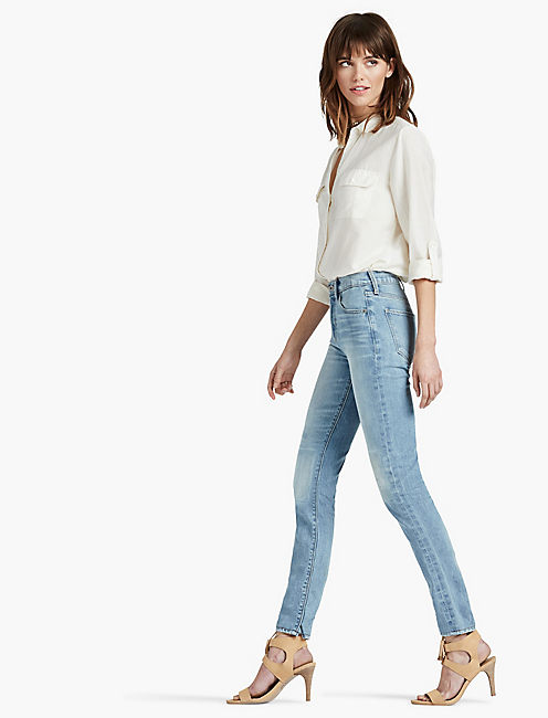 Lucky Bridgette High Rise Skinny