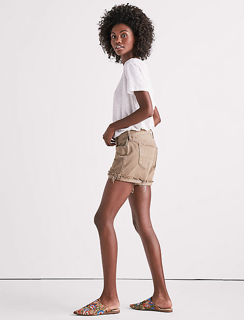 THE BOYFRIEND SHORT, REYES-OLIVE