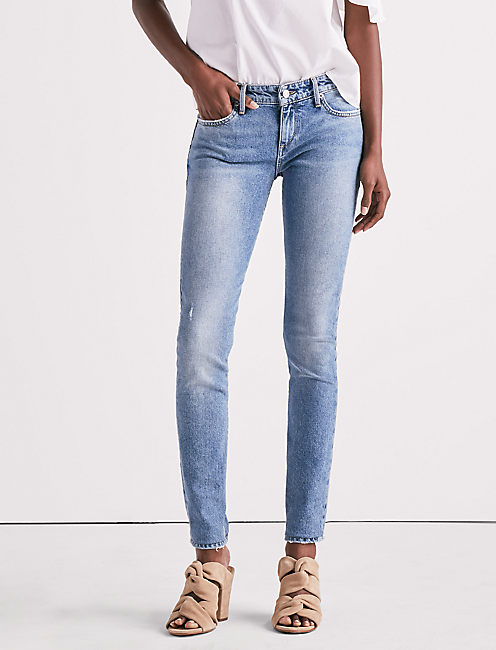 STELLA LOW RISE SKINNY JEAN IN WEST VALLEY,