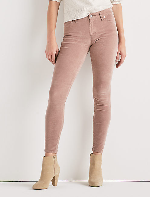 cfb5c4a78b1 ... Ava Mid Rise Skinny Corduroy Pant