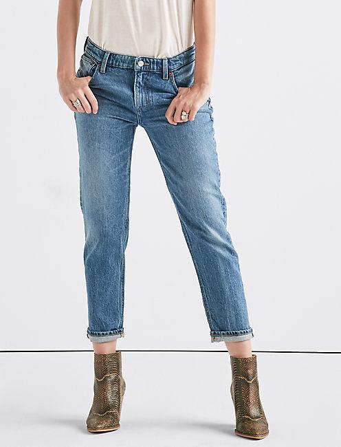 Sienna Slim Boyfriend Jean Lucky Brand