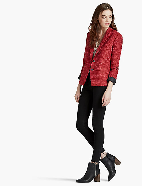 Lucky Fashion Blazer