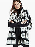 BRUSHED BLANKET JACKET,