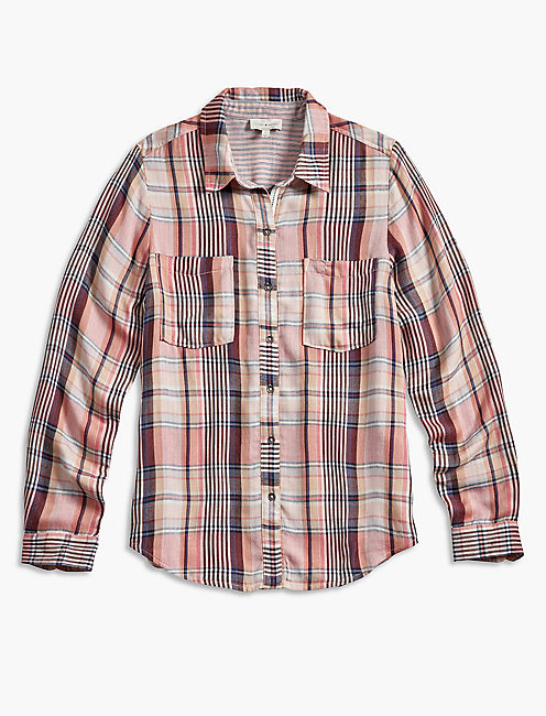 DUO FOLD PLAID,