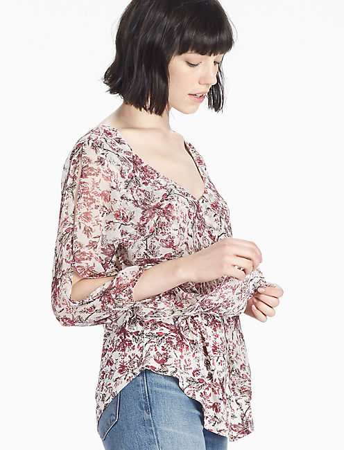 Womens Patterned Shirts | Lucky Brand