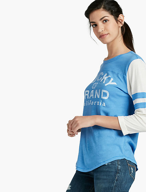 WOODBLOCK LUCKY BRAND,