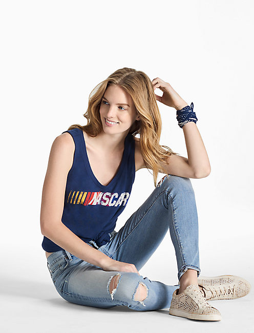 NASCAR TANK,