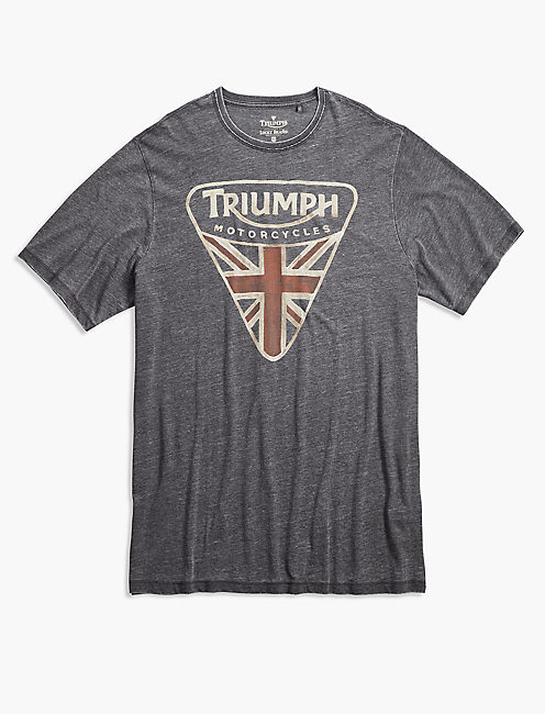 TRIUMPH BADGE,