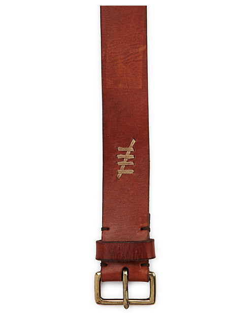 BASIC LEATHER BELT,