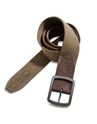 LUCKY MILITARY WEBBED BELT