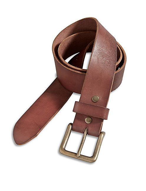 MEDIUM BROWN BELT,