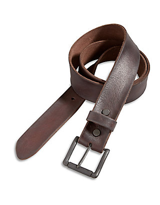 LUCKY DARK BROWN BELT