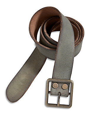 LUCKY WASHED BROWN VINTAGE BELT