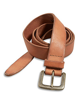 SANTA FE LEATHER BELT