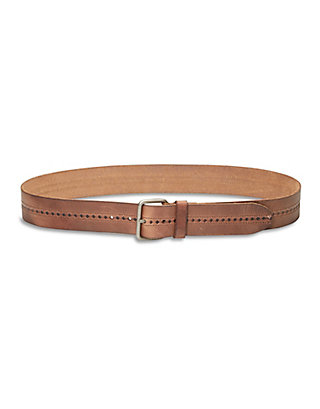 LUCKY TOOLED STITCH BELT