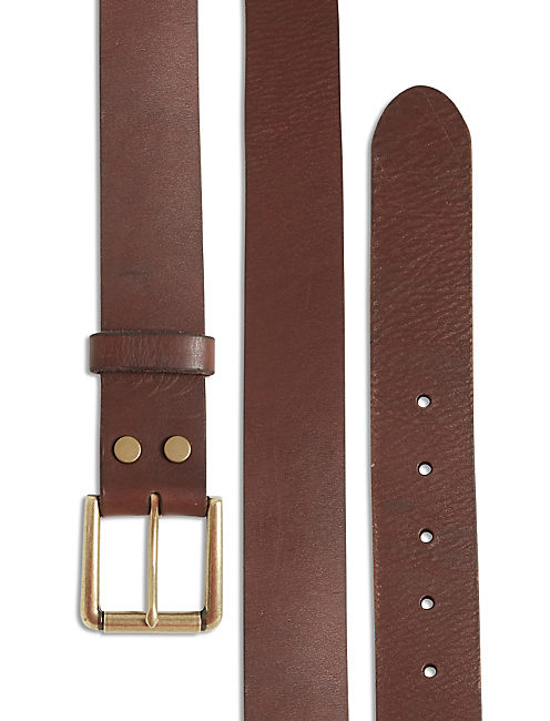 Lucky Highland Leather Belt