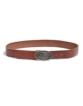 LUCKY FORD BUCKLE BELT