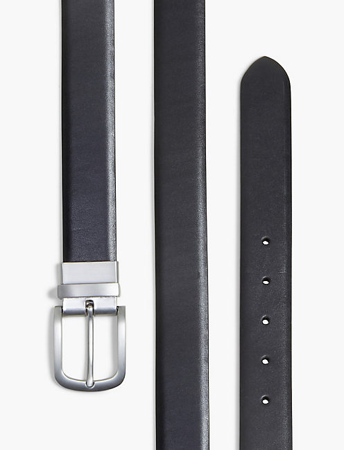 REVERSIBLE DRESS BELT,