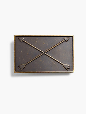 ARROWS BELT BUCKLE