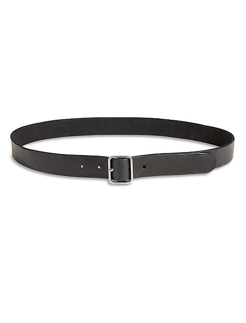 THE POINT BELT, #001 BLACK
