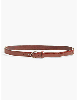 LUCKY DRESSY LEATHER BELT