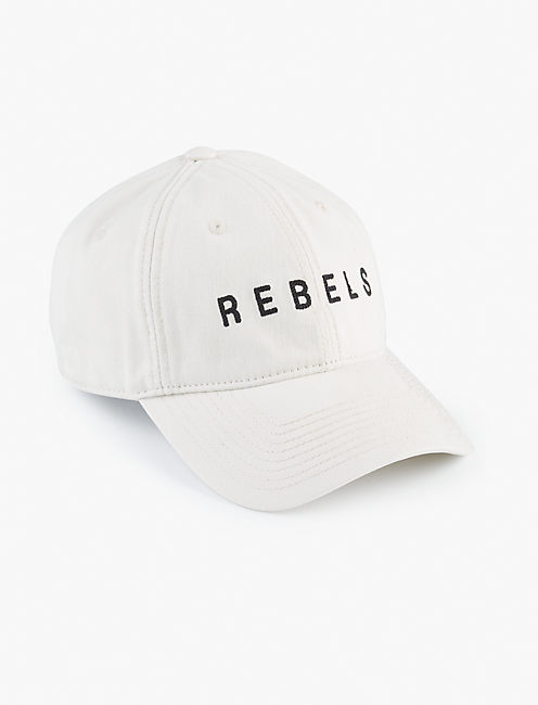 REBELS BASEBALL HAT,