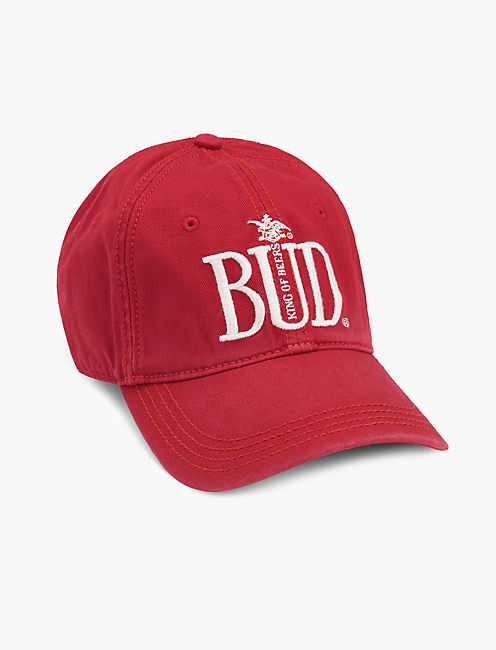 BUDWEISER EMBROIDERED HAT,