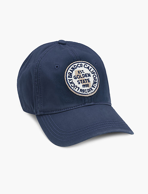 LUCKY GOLDEN STATE HAT,