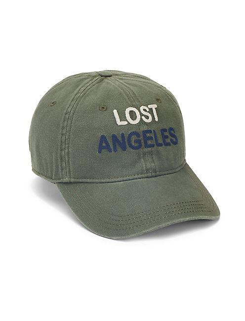 LOST ANGELES BASEBALL HAT,