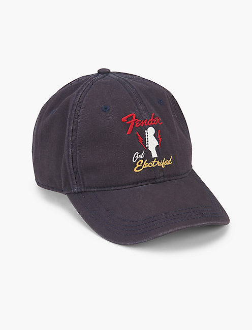 FENDER BASEBALL HAT,