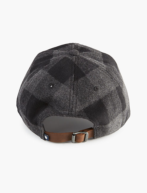 Lucky Buffalo Check Hat