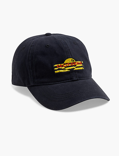 CALIFORNIA BASEBALL HAT,