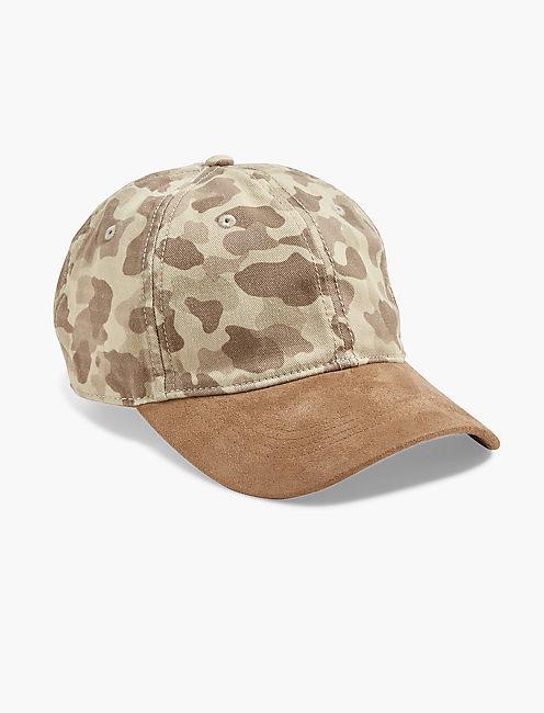 SAHARA CAMO BASEBALL HAT,